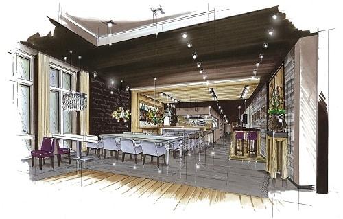 построить ресторан в Харькове