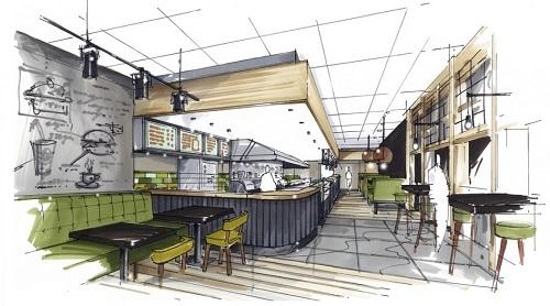 строительство кафе в Харькове