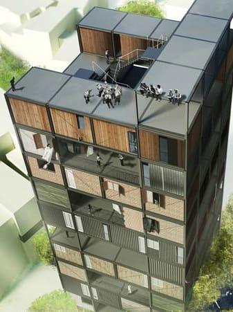 строительство высотных домов харьков